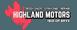 Isle of Skye Garage Highland Motors Logo